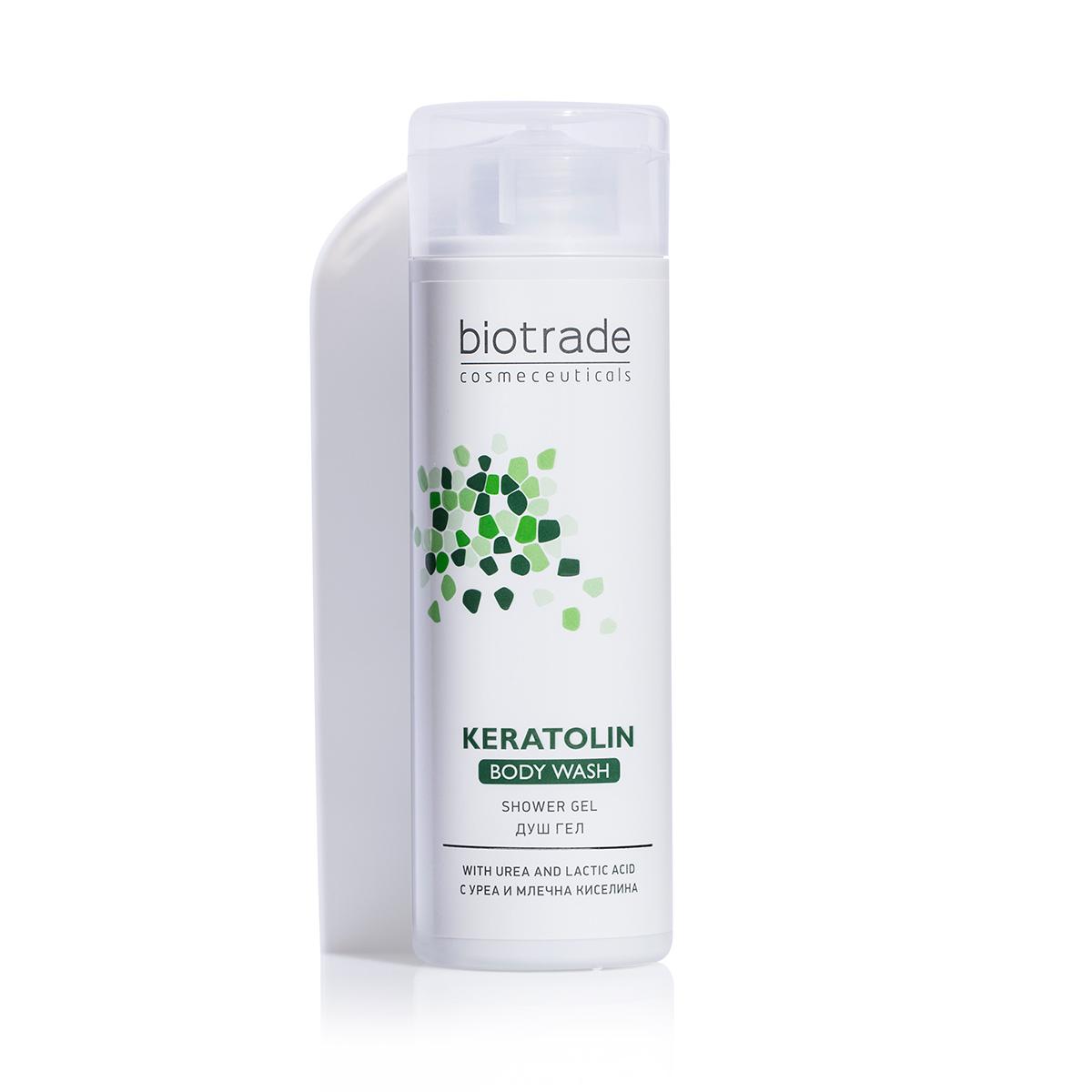 Keratolin Body Wash душ гел за тяло
